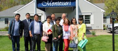 大象国际海外游学项目完成日本、美国、新加坡等国家和地区的游学