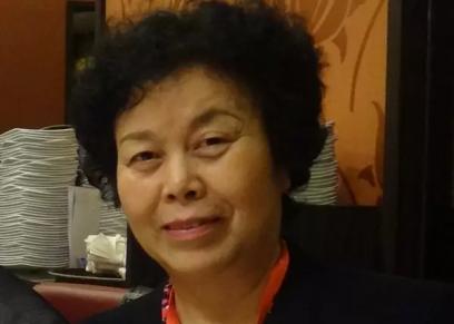李淑英-第二届荣誉会长