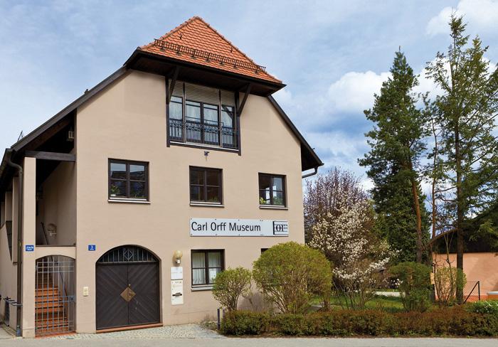 卡尔.奥尔夫博物馆